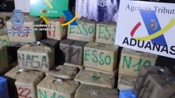 Desarticulada una red de narcotraficantes en una operación en Marbella