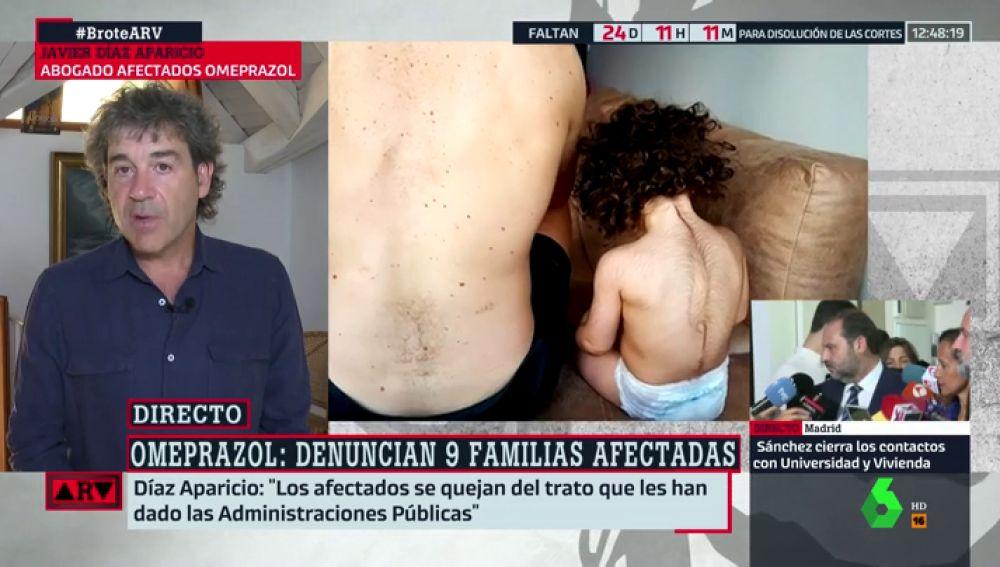 """Las familias afectadas por falso omeprazol se quejan del trato de las Administraciones: """"Hay una absoluta inactividad"""""""