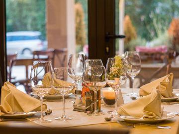 Imagen de archivo de restaurante.