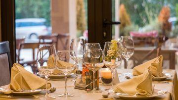 Imagen de archivo de restaurante