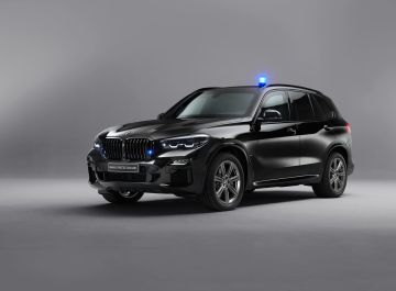 BMW X5 Protection