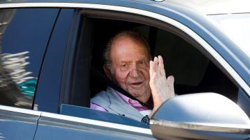 """laSexta Noticias Fin de Semana (31-08-19) El rey Juan Carlos, tras recibir el alta hospitalaria: """"Me encuentro fenomenal, con tuberías y cañerías nuevas"""""""
