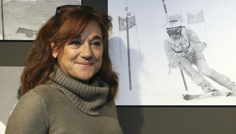 Blanca Fernández Ochoa, en una foto de archivo