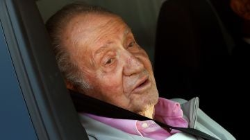 Juan Carlos I, en una imagen de archivo