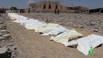 Más de 100 prisioneros hutíes mueren en un ataque aéreo de Arabia Saudí a una cárcel de Yemen