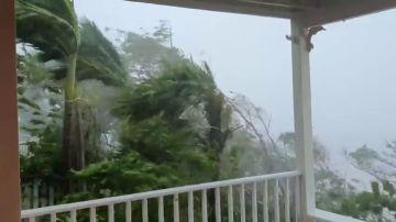 El huracán Dorian de categoría 5 toca tierra en las Bahamas