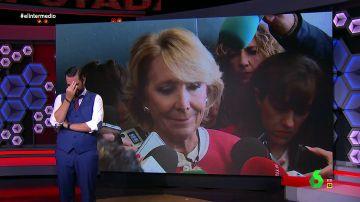 """Cuando Aguirre defendía su honor por encima de todo: del mítico 'yo destapé la trama Gürtel' a """"su actuación de Oscar"""""""