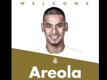 Areola, nuevo jugador del Real Madrid