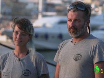 """Los jefes de misión del Open Arms, sobre el último su último rescate: """"Si no nos hubiesen dejado desembarcar alguien habría muerto a bordo seguro"""""""