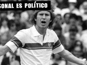 John McEnroe en 1980