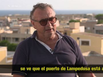 """El alcalde de Lampedusa defiende la labor humanitaria del Open Arms: """"Si alguien se está ahogando debe ser salvado, sin mirar su color"""""""