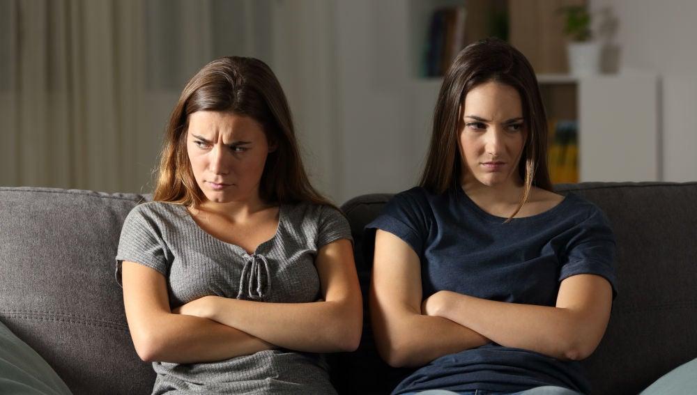Mujeres enfadadas