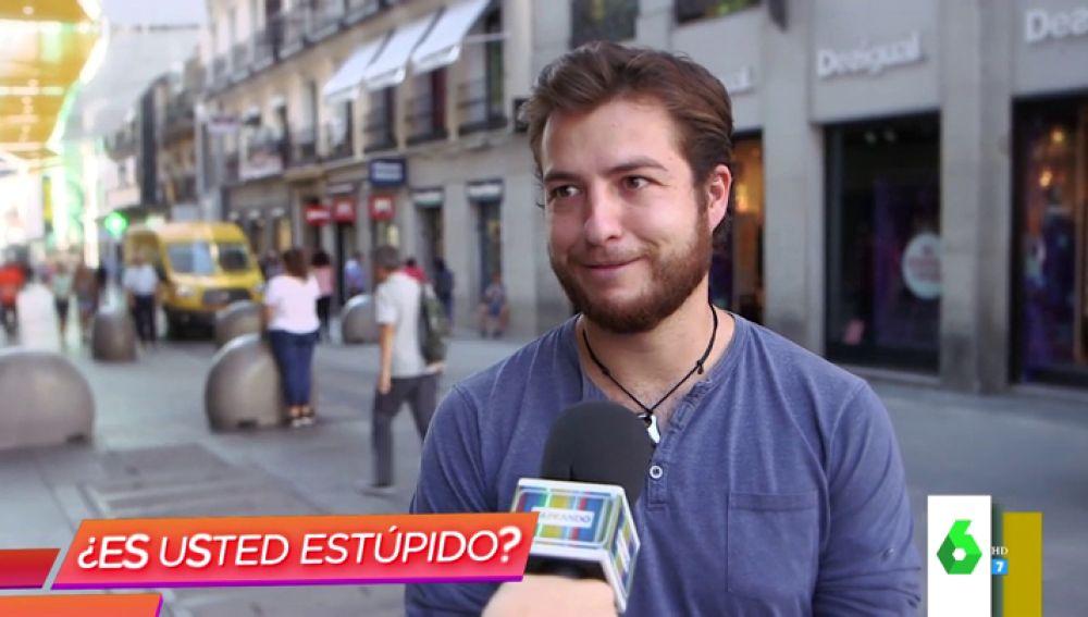 ¿Es usted estúpido?: así reaccionan los españoles cuando se enfrentan