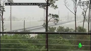 Al menos cinco muertos tras el paso del huracán Dorian