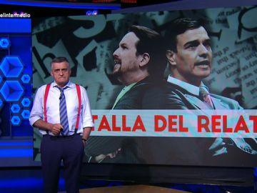 """'La batalla del relato' entre PSOE y Unidas Podemos: así es """"el bochornoso espectáculo"""" al que asisten los españoles"""