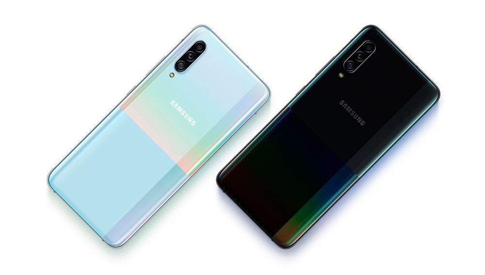 Diseño del Samsung Galaxy A50 5G