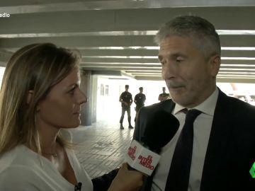 Andrea Ropero entrevista a Fernando Grande-Marlaska
