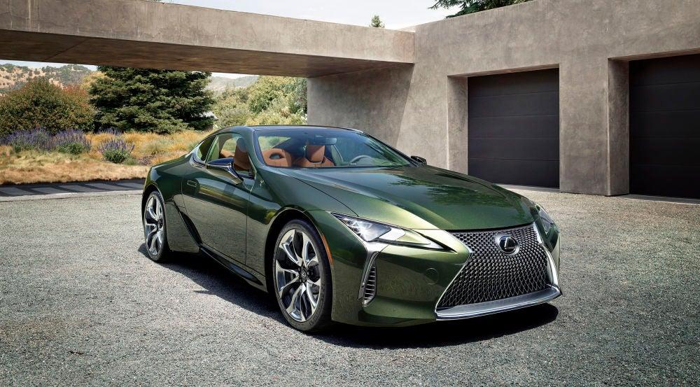 Lexus LC 2020 Edición limitada