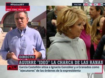 José Manuel Franco, secretario general del PSOE en Madrid