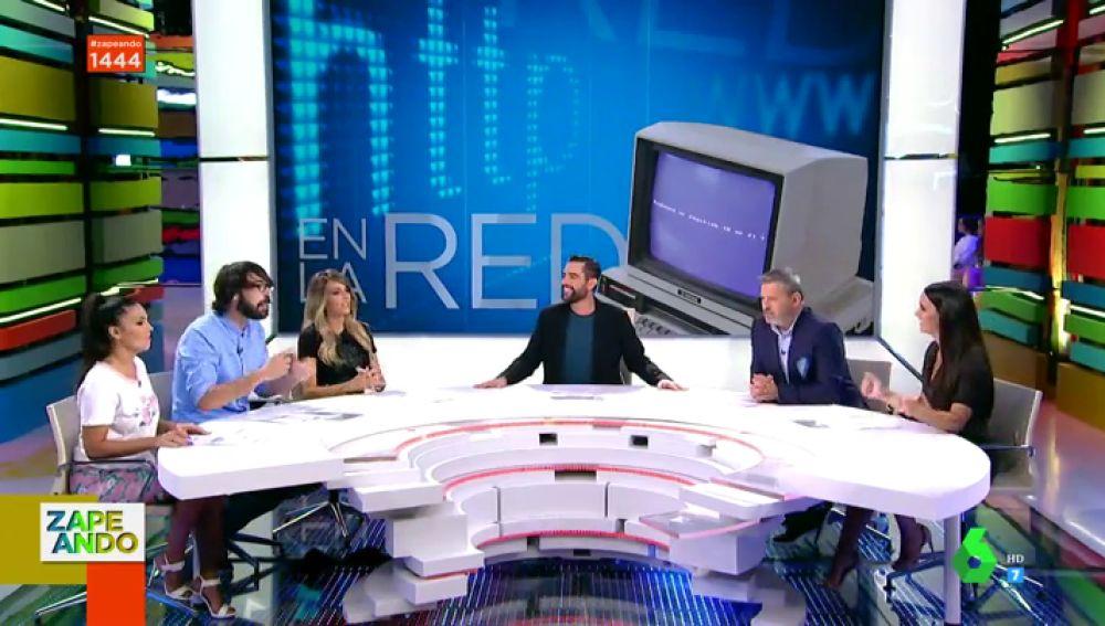 Twitter arde con la nueva temporada de Zapeando: el programa repasa las duras críticas de los espectadores