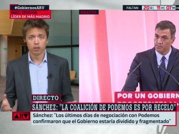 Íñigo Errejón en Al Rojo Vivo