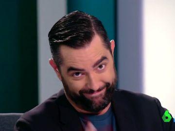 Dani Mateo responde a las críticas a Zapeando