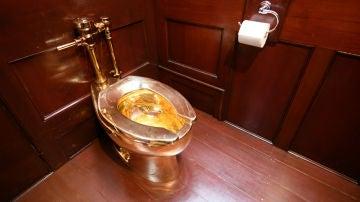 El váter de oro