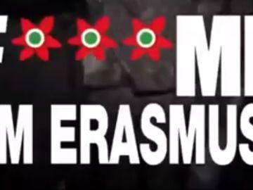 Frame del vídeo promocional sexista retirado