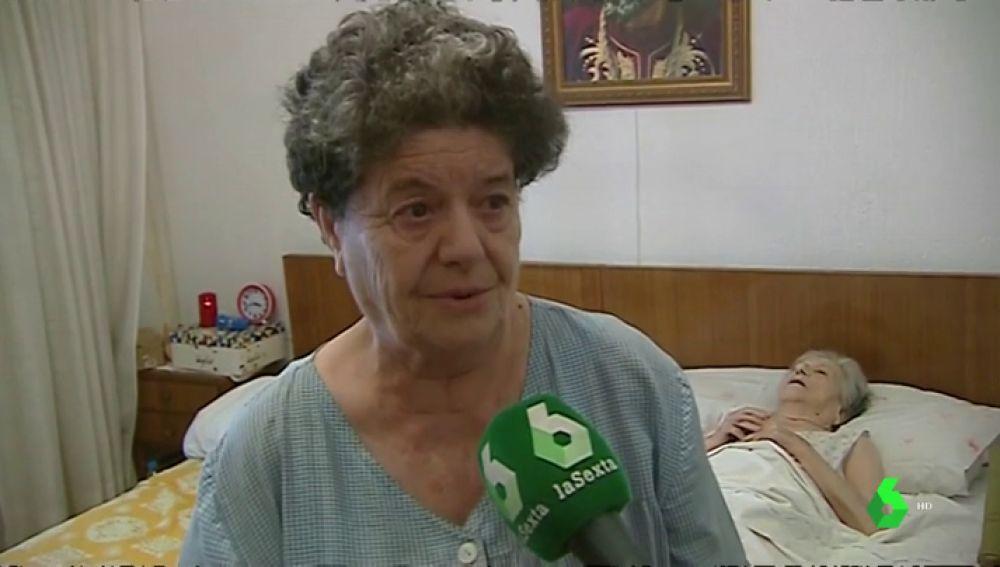El angustioso rescate de la mujer más longeva de la Comunidad Valenciana atrapada por los estragos de la gota fría
