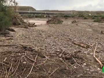 Caos en Andalucía por la gota fría: en Alhaurín cae el triple de lo que se considera lluvia torrencial