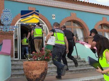 Golpe al tráfico de menores: detienen a 29 miembros de una red que sustraía migrantes de los centros de protección