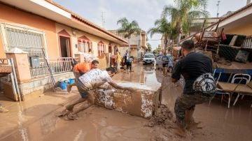 Vecinos de Los Alcázares, Murcia