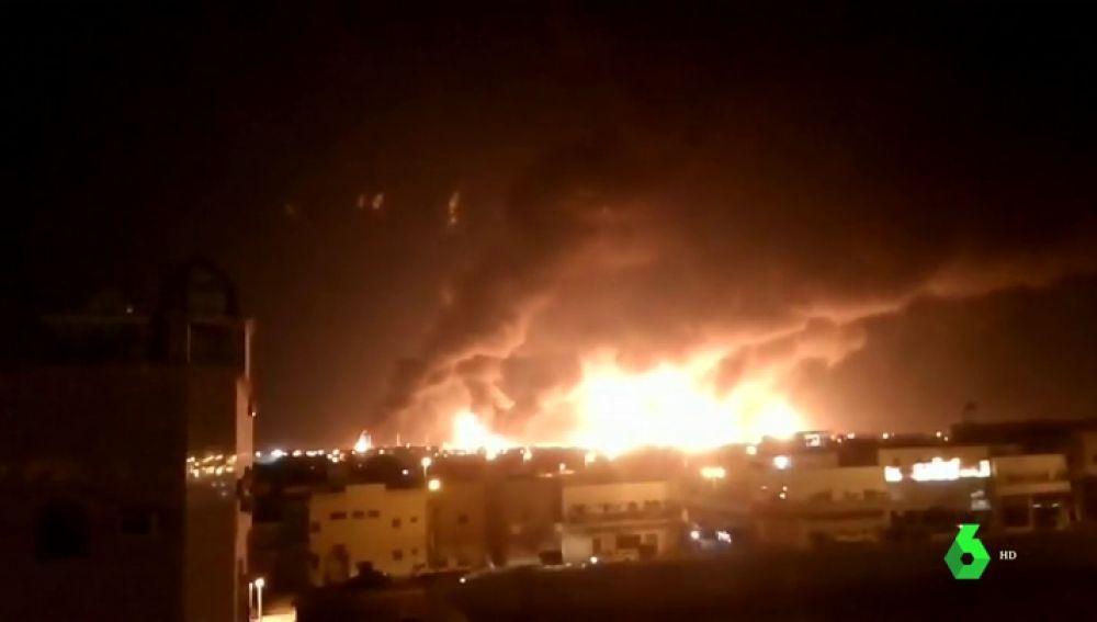 Preocupación en el mundo por la posible subida del petróleo tras el ataque a dos refinerías de Arabia Saudi