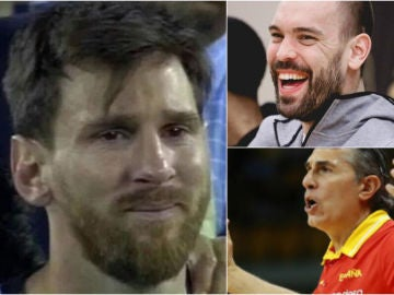 Memes del Argentina vs España del Mundial