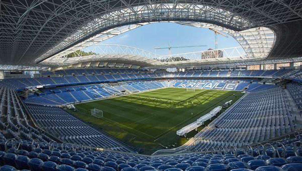 Estadio de la Real Sociedad