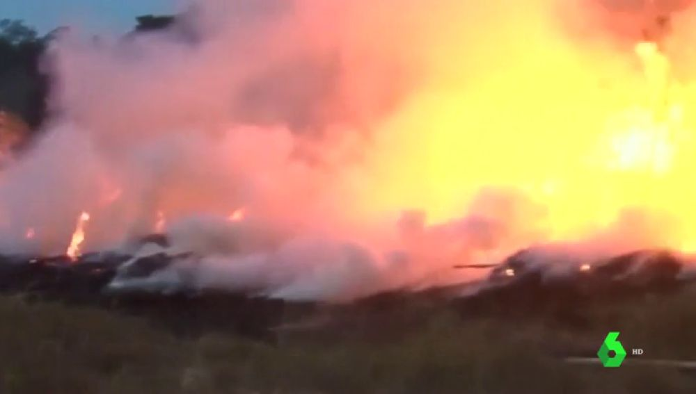 Más de 6.000 incendios activos continúan arrasando la Amazonia