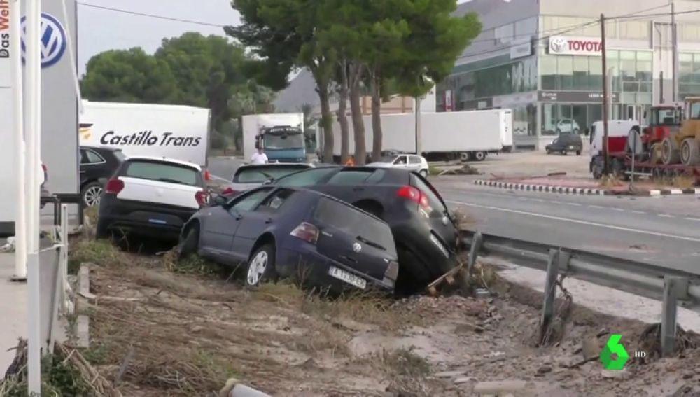 La Generalitat Valenciana pide un 'Plan Marshall' para paliar los daños provocados por la gota fría