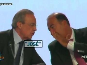 Mourinho, una mosca, René Ramos... así fue la asamblea de socios compromisarios del Real Madrid
