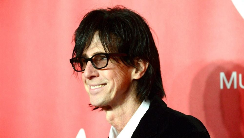 Ric Ocasek, cantante de The Cars