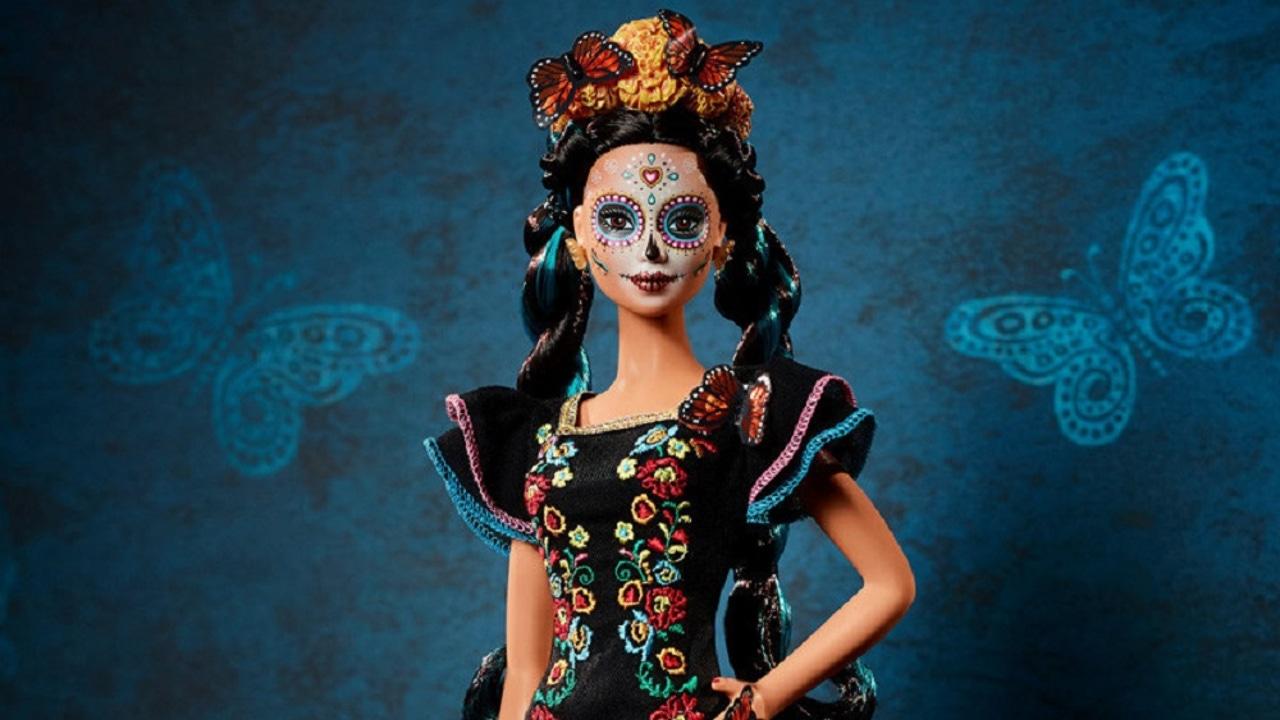 Barbie 'Día de los Muertos'