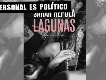 Portada del libro 'Lagunas'