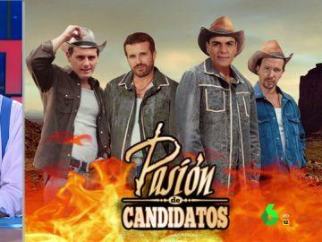 Pasión de candidatos