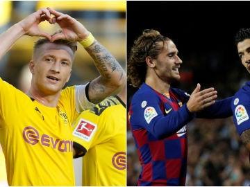 Borussia Dortmund-Barcelona, partido de fase de grupos de la Champions 2019/2020