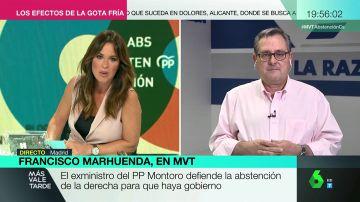 """Marhuenda, sobre la propuesta de Rivera: """"Es una frivolidad de un político que ha sido socialdemócrata, liberal y ya no sabemos qué es"""""""