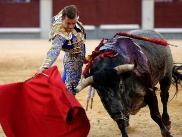 El diestro Javier Cortés