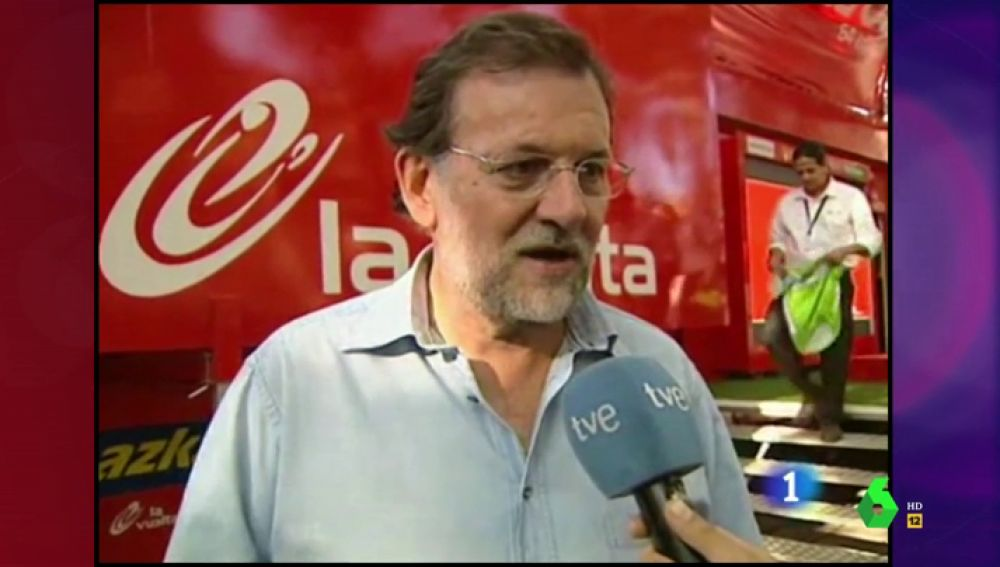 """El vídeo que demuestra que con Rajoy España ganó un presidente y perdió un comentarista deportivo: """"Es un erudito"""""""