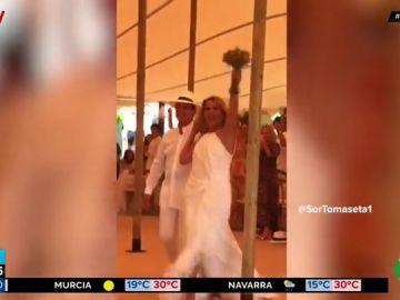 Al ritmo de 'Volare'; así celebraron Manuel Valls y Susana Gallardo su boda