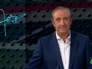 """Josep Pedrerol: """"Gracias por acostumbrarnos a disfrutar... y a ganar"""""""
