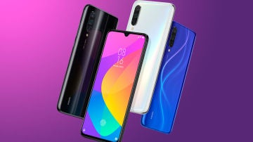Colores disponibles del Xiaomi Mi 9 Lite