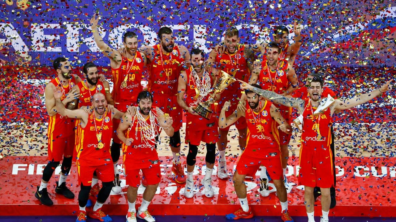 Recorrido y horario de la fiesta de España por el Mundial de baloncesto
